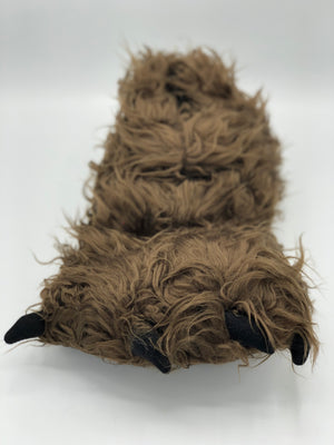 Bigfoot Paw Slippers