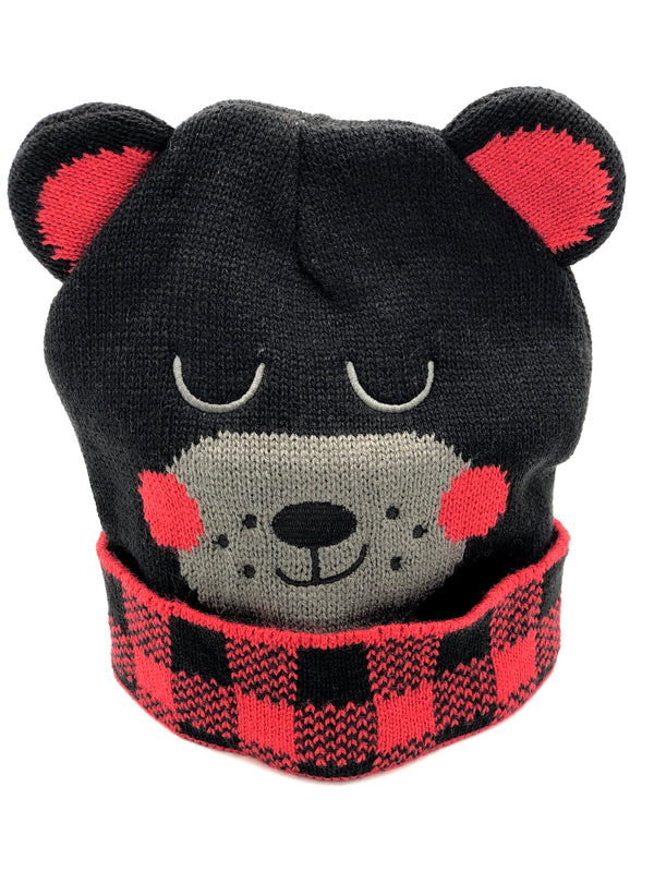 Youth Bear Beanie