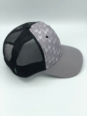 Washington All In Grey Snapback Trucker Hat