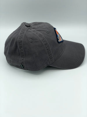 Seattle Diamond Grey Adjustable Hat