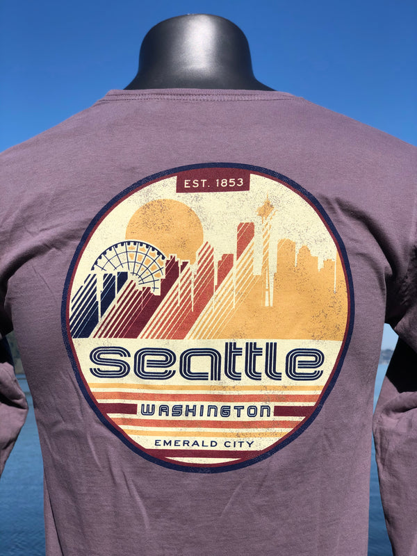 Craftmaster Seattle Long Sleeve T-Shirt - Grey