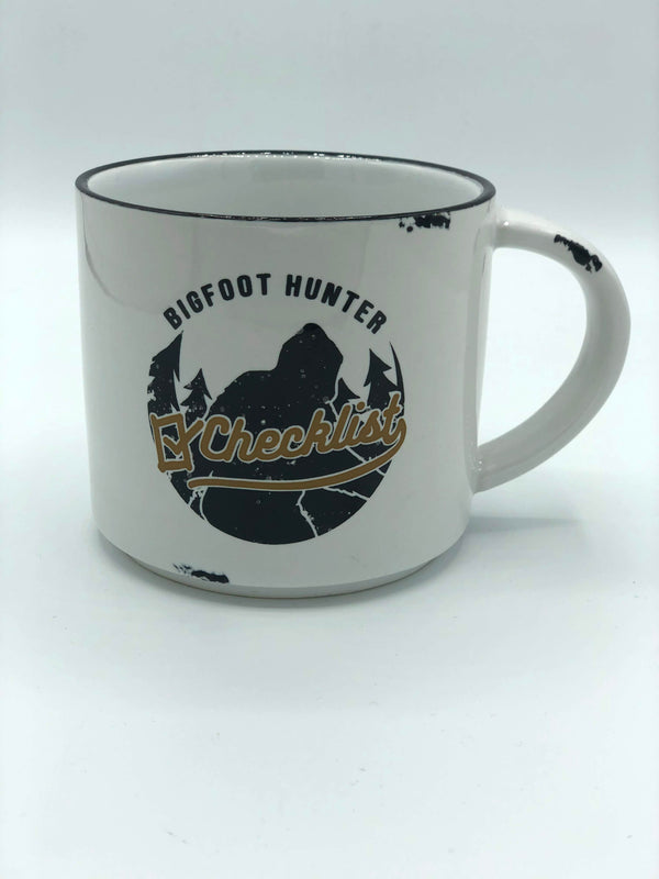 Bigfoot Hunter Mug