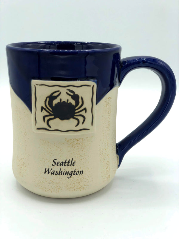 Crab Cape Shore Mug