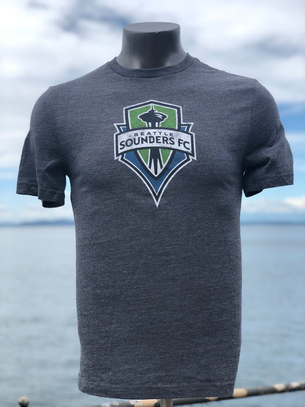 Sounders FC Throwback T-Shirt - Grey