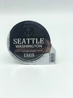 Seattle Reflective Anchor Sticker