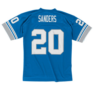 1996 Barry Sanders #20 Authentic NFL Jersey