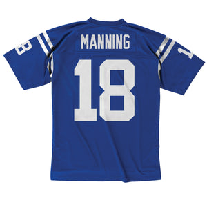 1998 YOUTH Peyton Manning #18 Authentic NFL Jersey