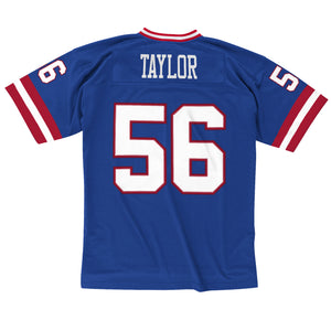 1986 Lawrence Taylor #56 Authentic NFL Jersey