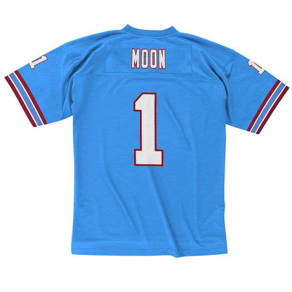 1993 Warren Moon #1 Authentic NFL Jersey