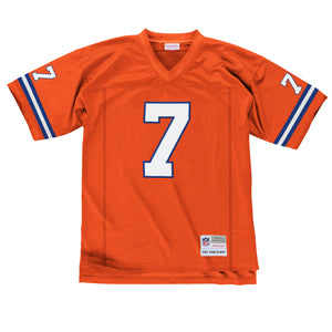 1990 YOUTH John Elway #7 Authentic NFL Jersey