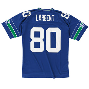 1985 YOUTH Steve Largent #80 Authentic NFL Jersey
