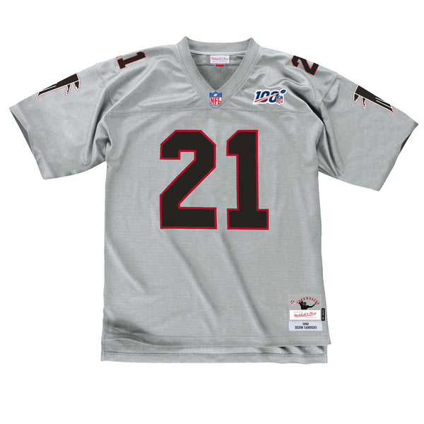1992 Deion Sanders #21 Authentic NFL Jersey