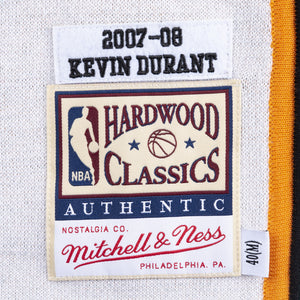 2007-08 YOUTH Sonics Kevin Durant #35 Authentic Swingman NBA Jersey