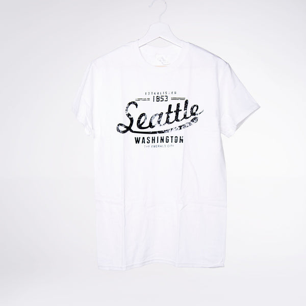 Swoosh T-shirt - White