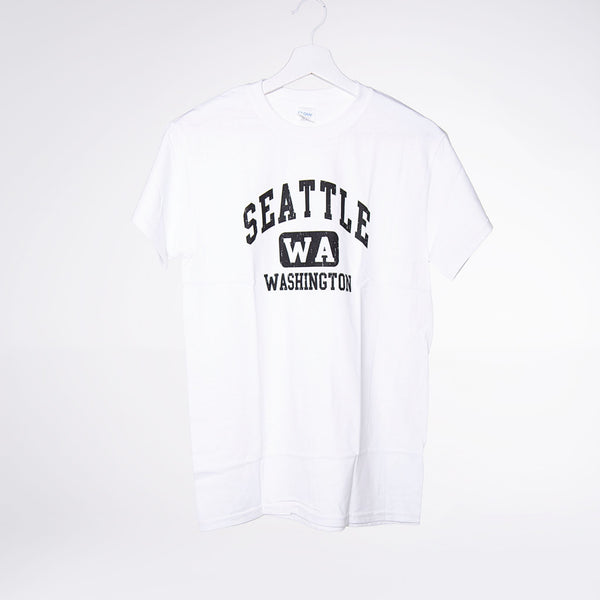 Boxed WA T-shirt - White