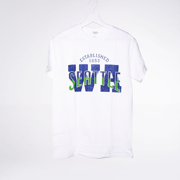 SW Stitch T-shirt - White
