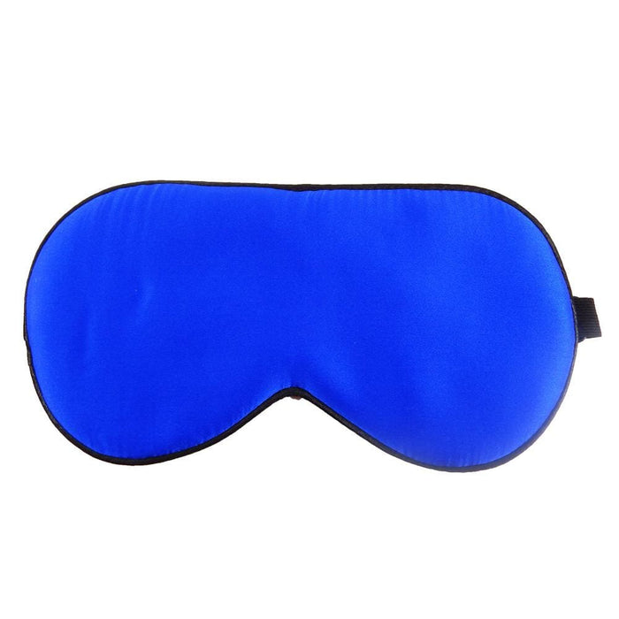 Sleep Masks 100% Natural Silk Sleeping Eye Mask Eye Shade Sleep Mask Black Mask Bandage on Eyes for Sleeping