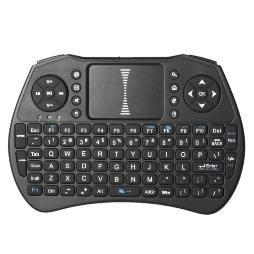 keyboards 2.4GHz Wireless Keyboard Air Mouse Touchpad Handheld Remote Control for Android TV BOX PC Smart TV