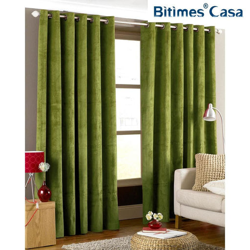 Bedroom Curtains Heavy Weight Velvet Blackout Windows Curtain For Living Room Bedroom Interior Decoration Winter Curtain Solid Color Customized