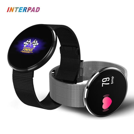 Interpad Bluetooth Sport Smart Watch Ip68 Waterproof Heart Rate Monitor Smartwatch Sleep Monitor Support Remote Camera - Sleep Monitoring