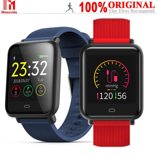 Mesuvida Q9 Smartwatch Waterproof Sports For Android / Ios With Heart Rate Monitor Blood Pressure Functions Smart Watch - Sleep Monitoring