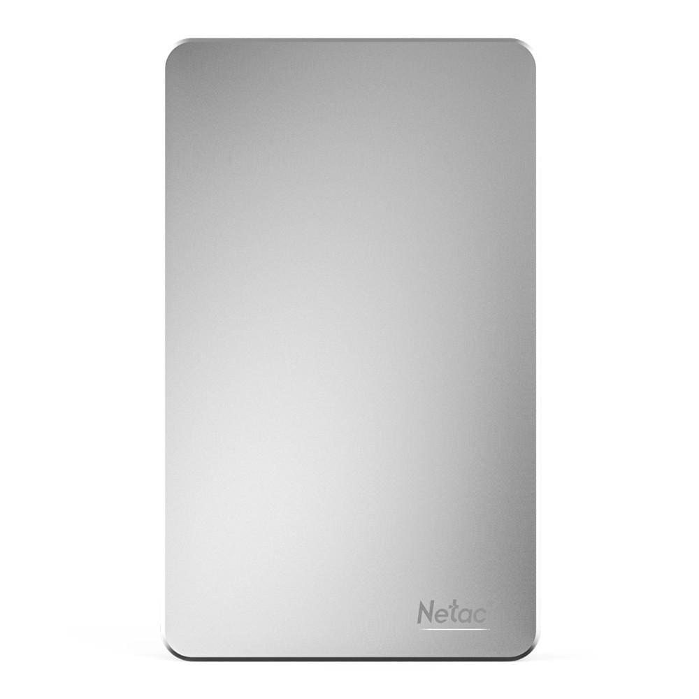 External Hard Drive Netac K330 500GB USB3.0 2.5in Portable HDD Mobile External Hard Disk Drive for Desktop Laptop