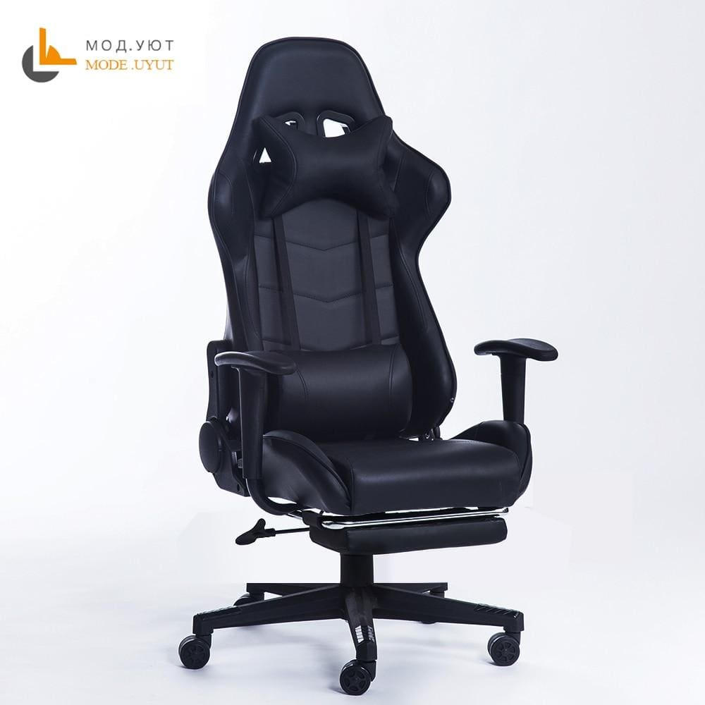 Office Chairs New arrival Racing synthetic Leather gaming chair Internet cafes WCG computer chair comfortable lying household Chair
