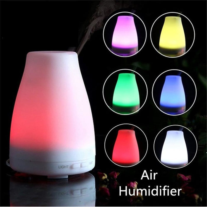 Oil Diffuser - Oil Cool Mist Humidifier - Humidifier