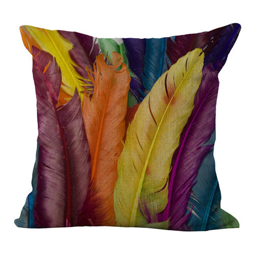 Super Deal 6 Styles coussin home decorative throw pillow Vintage Home Pillow Case almofadas XT
