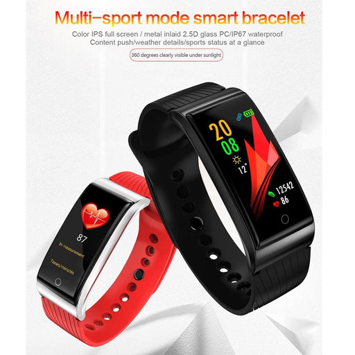 Star63 Smart Bracelet Heart Rate Blood Pressure Blood Oxygen Sleep Monitoring - Sleep Monitoring