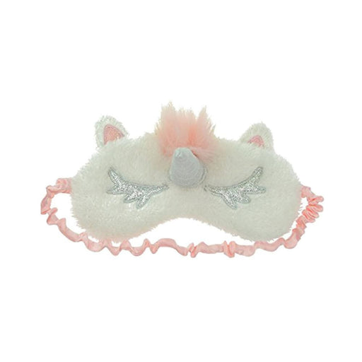 Unicorn Sleep Eye Mask Cover Cute Eyeshade Blindfold For Sleep Nap Meditation - Sleep Masks