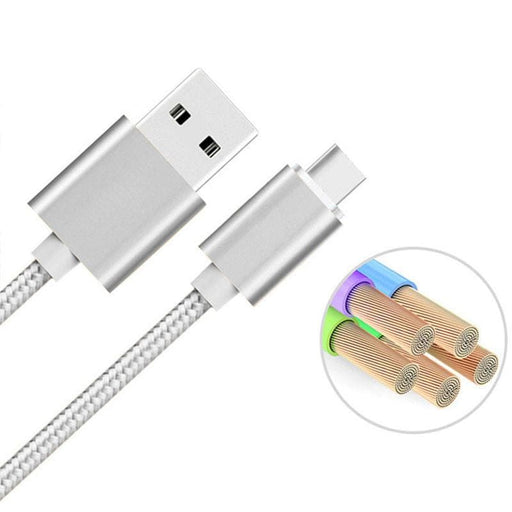 Phone Cords USB2.0 Type-C Charging Cable Lead Cord Line For Samsung-S8 LeEco-phone MI 5V