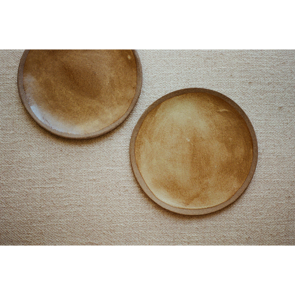 片.碟/啡 THIN.Plate/Brown