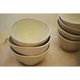 不圓.碗 / 啞白 Irregular.Bowl / Matte White