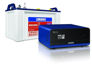 Buy Best Luminous Inverter battery for your home