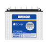 Luminous Solar 200 Ah Tall Tubular battery