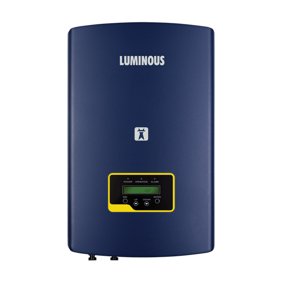 Luminous Solar Grid tied inverter,  NXI - 3 KW