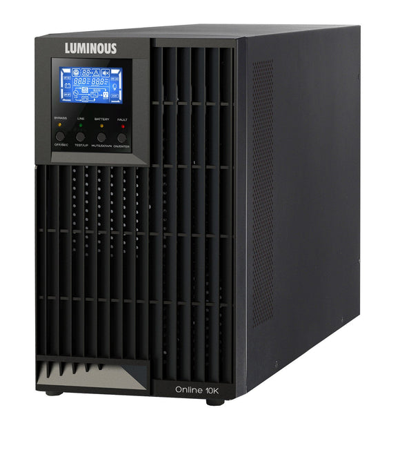 Luminous 10 KVA online UPS - Luminous eShop