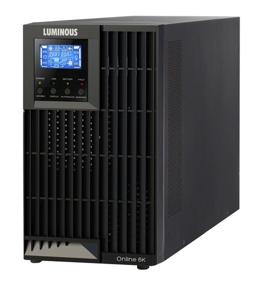 Luminous 6 KVA online UPS - Luminous eShop