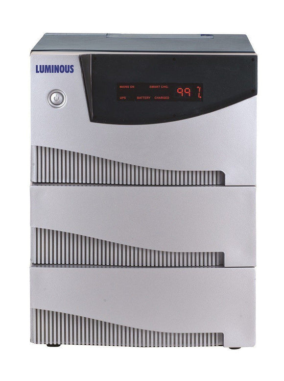 Pure Sine Wave - Luminous Cruze 5.2 KVA Ups For Office And Shop