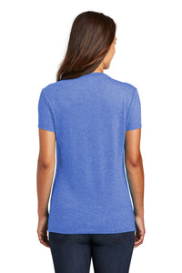 SUGAR-SALEM HS BASEBALL – Women's Perfect Tri Tee (Royal Frost)