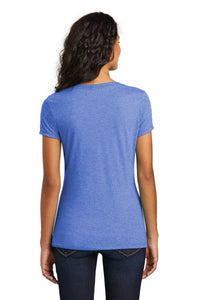 TRHS SOFTBALL – Women's Perfect Tri V-Neck Tee (Royal Frost)