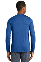 Load image into Gallery viewer, SUGAR-SALEM HS BASEBALL – Moisture-Wicking Long Sleeve Tee (Royal)