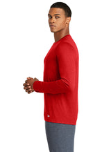 Load image into Gallery viewer, MadCats Baseball – Moisture-Wicking Long Sleeve Tee (Scarlet Red)