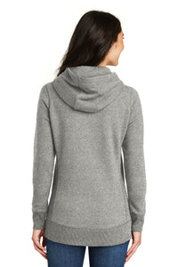 TRHS SOFTBALL – Ladies French Terry Pullover Hoodie (Light Graphite Twist)