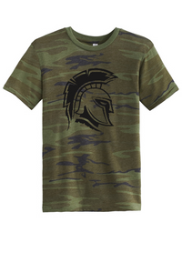 Camo Trojans Alternative Eco-Jersey™ Crew T-Shirt