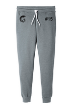 Load image into Gallery viewer, Trojan Bella+Canvas ® Unisex Jogger Sweatpants