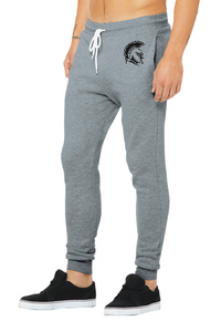 Trojan Bella+Canvas ® Unisex Jogger Sweatpants