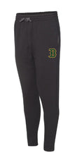 Load image into Gallery viewer, BONNEVILLE HS – Joggers Cotton Polyester (Black)