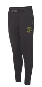 BONNEVILLE HS – Joggers Cotton Polyester (Black)